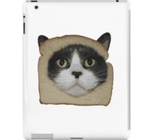 Breaded Inbread Cat Breading iPad Case/Skin