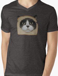 Breaded Inbread Cat Breading Mens V-Neck T-Shirt