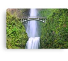 A Star On The Gorge Canvas Print