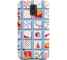 Stats Element Set in Various Colors Samsung Galaxy Case/Skin