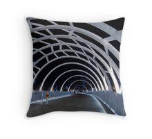 Webb Bridge Throw Pillow