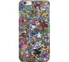 Gotta Catch 'Em All! - Pokemon iPhone Case/Skin