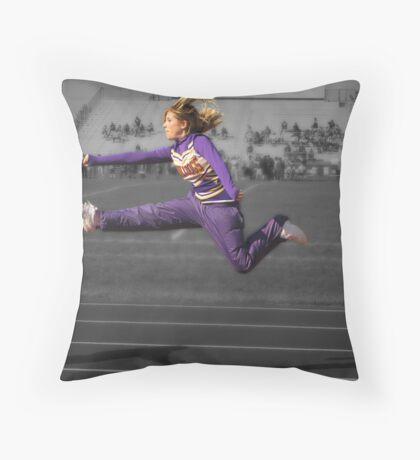Kick Butt Throw Pillow