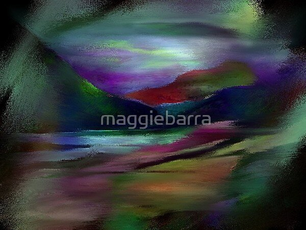 Color my worl by maggiebarra