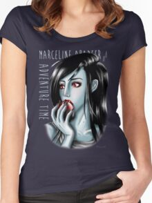 Adventure Time - Marceline Abadeer Women's Fitted Scoop T-Shirt