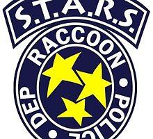 S.T.A.R.S. Logo Resident Evil by semackj