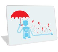12 Months of Robots - April Laptop Skin