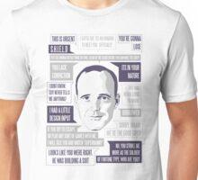 Agent  Unisex T-Shirt