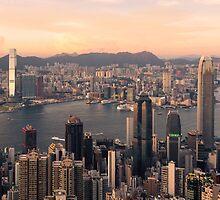 HONG KONG 08 by Tom Uhlenberg