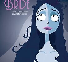 Corpse Bride Art Deco by HBgraphics