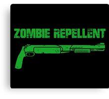 Zombie Repellent Canvas Print