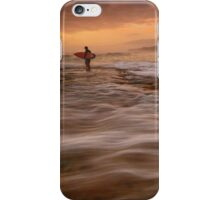 Wave Walking iPhone Case/Skin