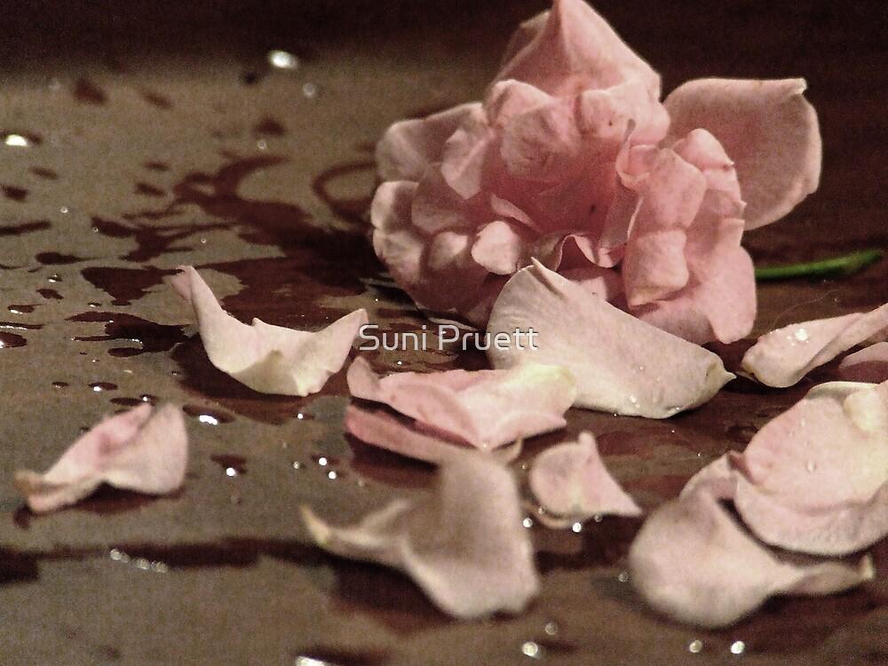 Fallen Beauty III by Suni Pruett