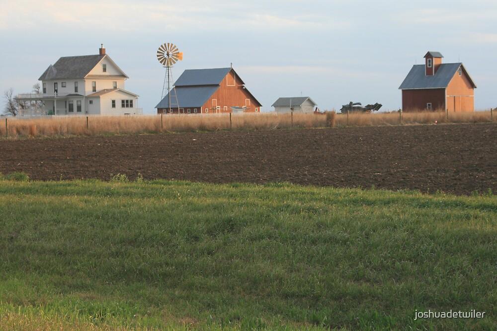 Farm by joshuadetwiler