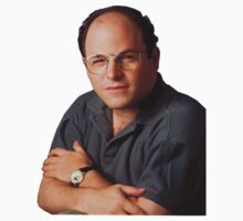George Costanza by ticklish-wizard