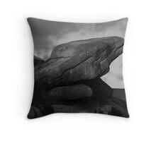 The Toads Mouth Throw Pillow