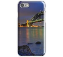 Sydney Harbour Bridge iPhone Case/Skin