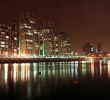 salford quays by DigitalRebel