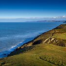 Mwnt Coastline by mlphoto