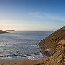 Mwnt Bay by mlphoto