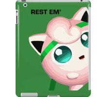 Rest Em' iPad Case/Skin