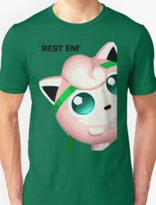 Rest Em' T-Shirt