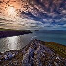 Cardigan Bay by mlphoto