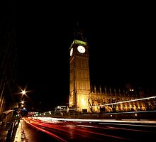 The 'Clock Tower'  by MitchelSpann