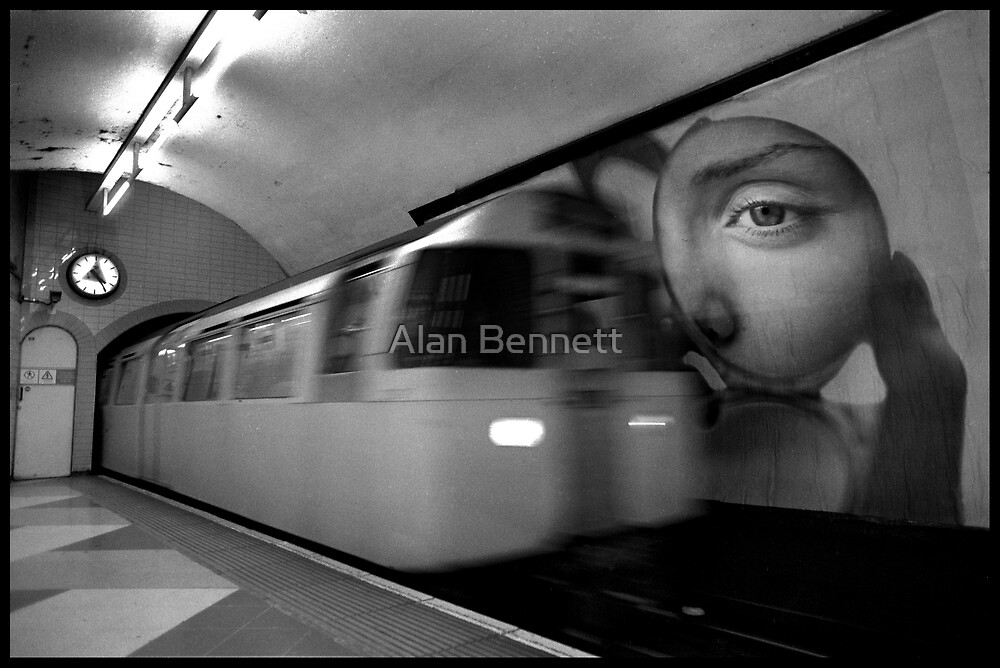 Tunnel Vision by Alan Bennett