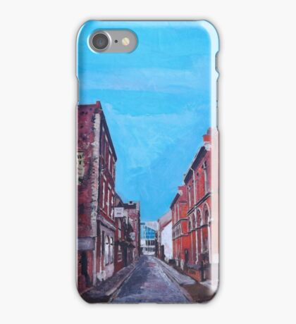 Hull, Posterngate iPhone Case/Skin
