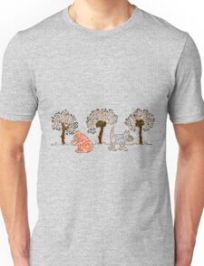 Cats 'n willows too Unisex T-Shirt
