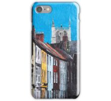 Prince Street, Hull iPhone Case/Skin