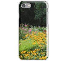 Magnolia Gardens Flowers iPhone Case/Skin