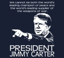 JIMMY CARTER-4 by IMPACTEES