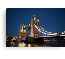 'Tower Bridge'  Canvas Print