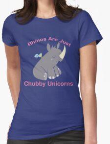Rhinos are just Chubby Unicorns T-Shirt