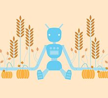12 Months of Robots - October by Sophia Adalaine Zhou