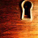 Keyhole by Chris Richards