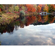 Mill Creek Bridge 2 Photographic Print