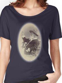 Walt & Butterfly Women's Relaxed Fit T-Shirt