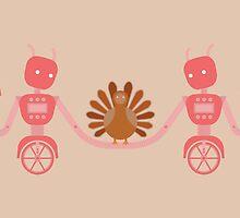 12 Months of Robots - November by Sophia Adalaine Zhou