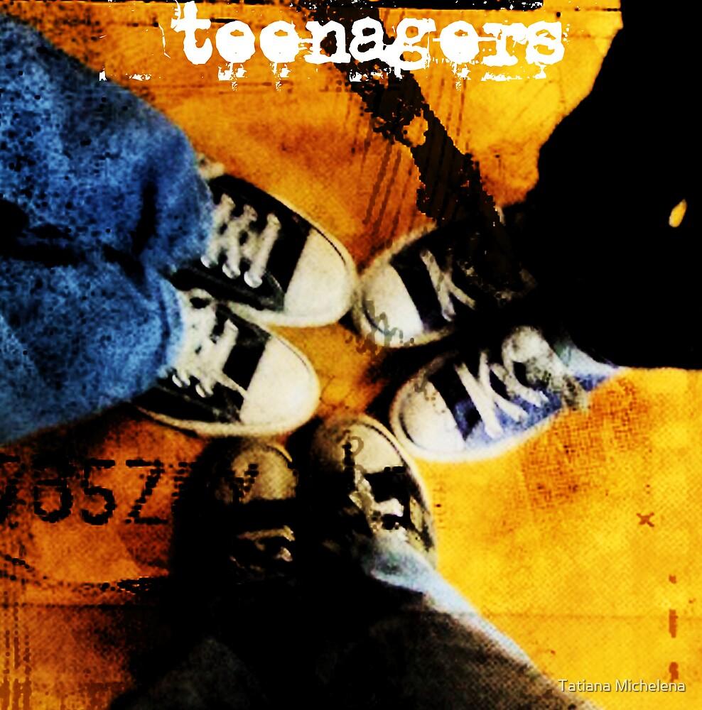 teenagers by Tatiana Michelena