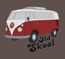 Old-Skool by Justin DiPierro