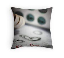 office affair 2 Throw Pillow