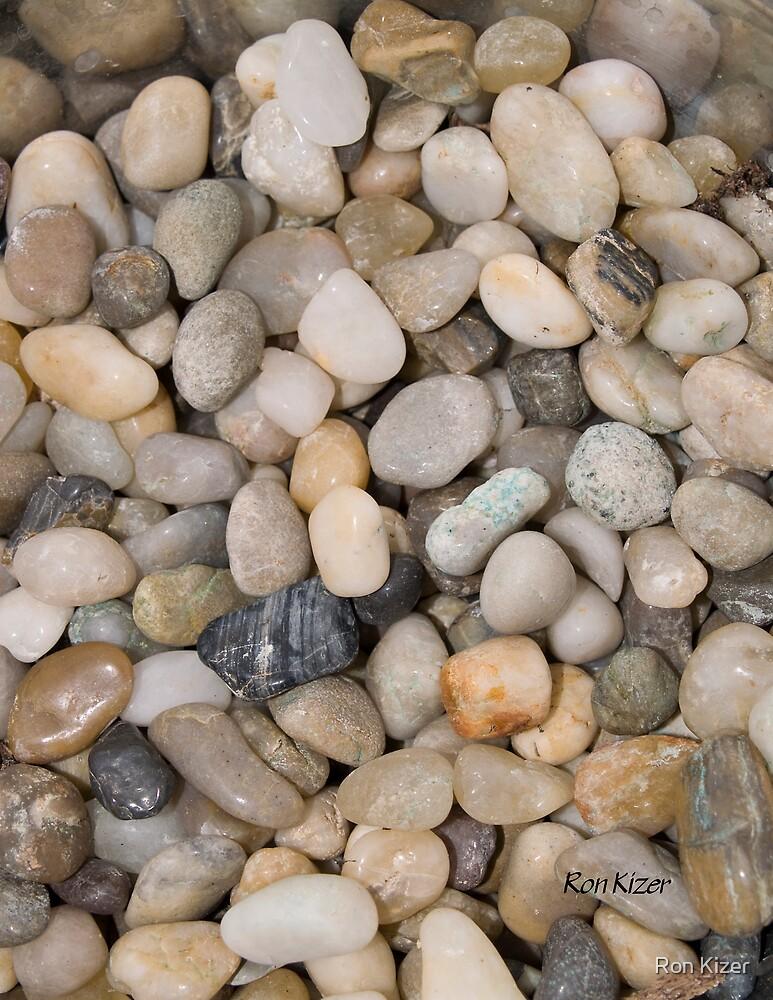 Pebbles by Ron Kizer
