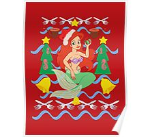 The Merry Mermaid Poster