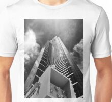 Climbing the walls - Euraka Tower - Melbourne Unisex T-Shirt
