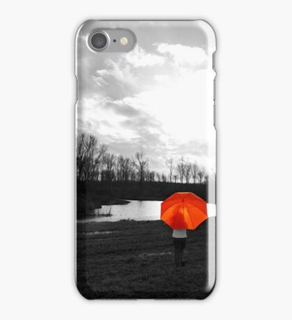 Under my Para... iPhone Case/Skin