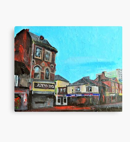 Anlaby Road Canvas Print
