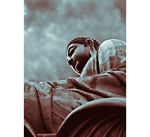Tian Tan Buddha Photographic Print